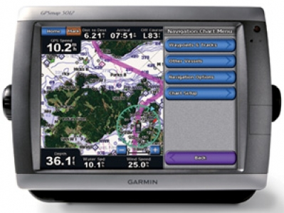 Garmin MAP 5012 - Electronique marine ESM Montariol