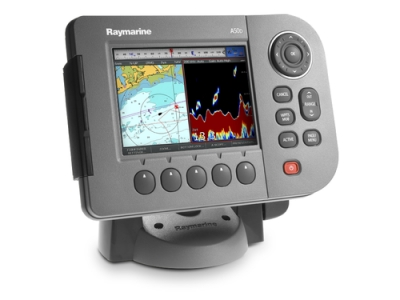 Raymarine A50D - Electronique marine ESM Montariol