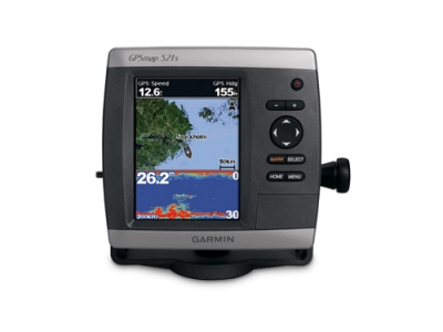 Garmin MAP 521s - Electronique marine ESM Montariol