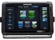 Lowrance HDS12M TOUCH - Electronique marine ESM Montariol