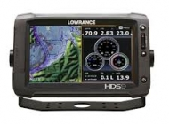 Lowrance HDS9M TOUCH - Electronique marine ESM Montariol
